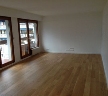 Parquet massif colle